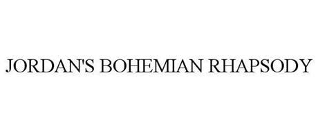 JORDAN'S BOHEMIAN RHAPSODY