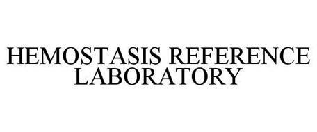 HEMOSTASIS REFERENCE LABORATORY