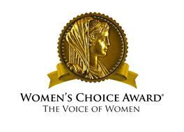 WOMEN'S CHOICE AWARD THE VOICE OF WOMEN