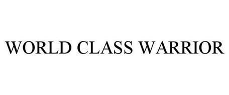 WORLD CLASS WARRIOR