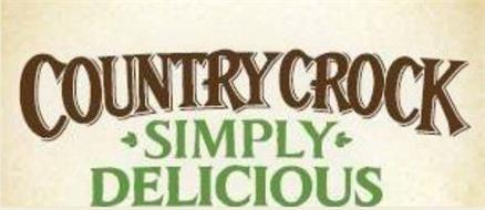 COUNTRYCROCK SIMPLY DELICIOUS