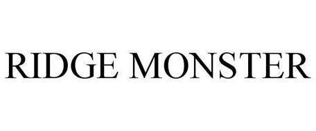 RIDGE MONSTER