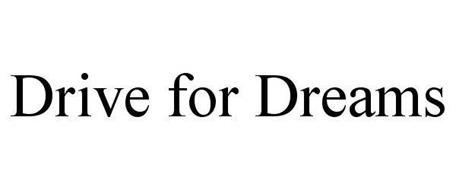 DRIVE FOR DREAMS