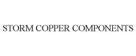 STORM COPPER COMPONENTS