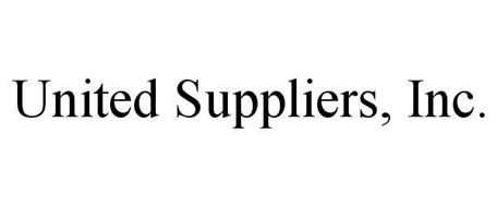 UNITED SUPPLIERS, INC.