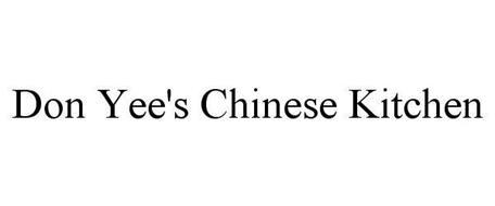 DON YEE'S CHINESE KITCHEN