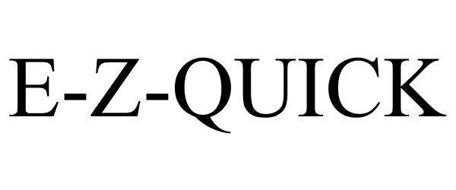 E-Z-QUICK