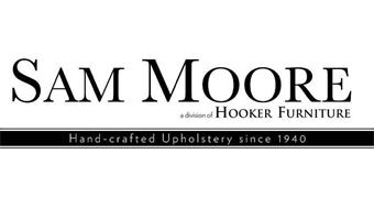 SAM MOORE A DIVISION OF HOOKER FURNITURE HAND-CRAFTED UPHOLSTERY SINCE 1940