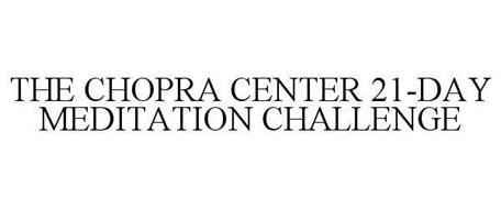 THE CHOPRA CENTER 21-DAY MEDITATION CHALLENGE
