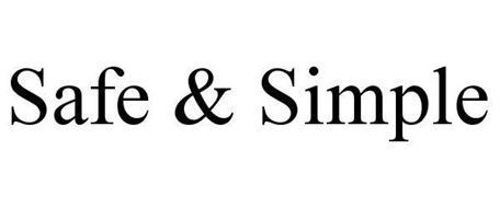 SAFE & SIMPLE