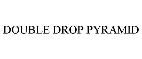 DOUBLE DROP PYRAMID