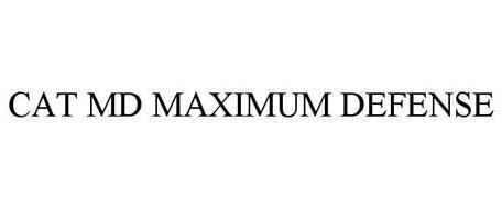 CAT MD MAXIMUM DEFENSE