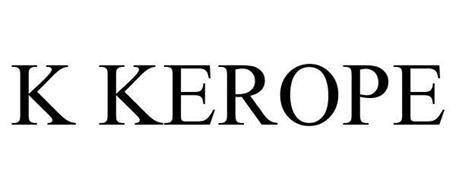 K KEROPE