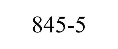 845-5