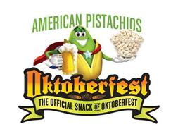 AMERICAN PISTACHIOS OKTOBERFEST THE OFFICIAL SNACK OF OKTOBERFEST