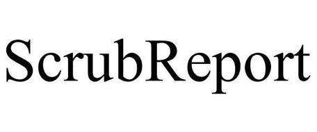 SCRUBREPORT