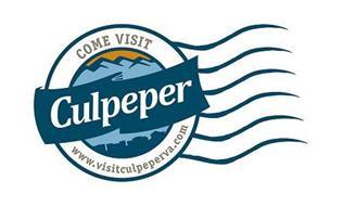COME VISIT CULPEPER WWW.VISITCULPEPERVA.COM
