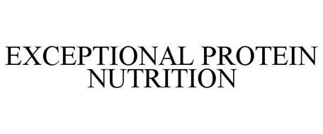 EXCEPTIONAL PROTEIN NUTRITION