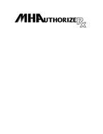 MHAUTHORIZERX