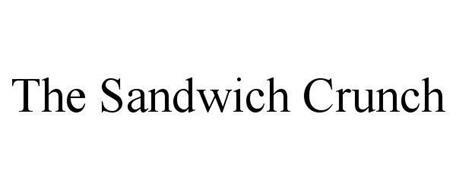 THE SANDWICH CRUNCH