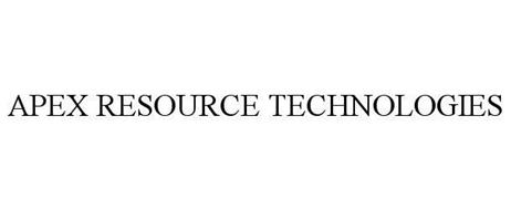 APEX RESOURCE TECHNOLOGIES