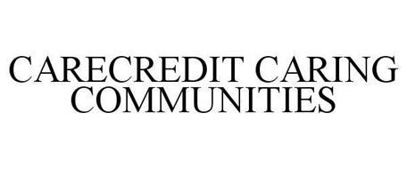 CARECREDIT CARING COMMUNITIES