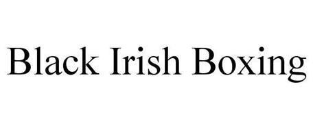 BLACK IRISH BOXING