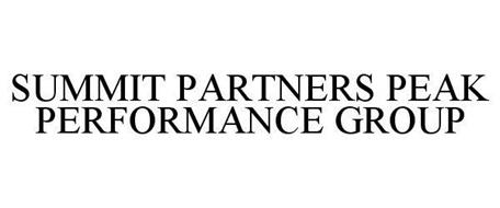 SUMMIT PARTNERS PEAK PERFORMANCE GROUP