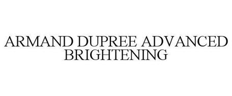 ARMAND DUPREE ADVANCED BRIGHTENING