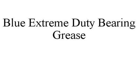 BLUE EXTREME DUTY BEARING GREASE