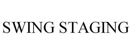SWING STAGING