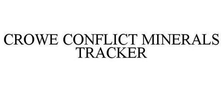 CROWE CONFLICT MINERALS TRACKER