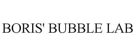BORIS' BUBBLE LAB