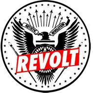 ARTISTIC REVOLUTION REVOLT