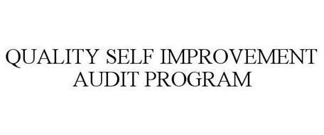 QUALITY SELF IMPROVEMENT AUDIT PROGRAM