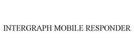 INTERGRAPH MOBILE RESPONDER