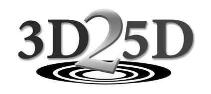 3D25D