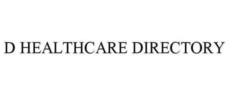 D HEALTHCARE DIRECTORY
