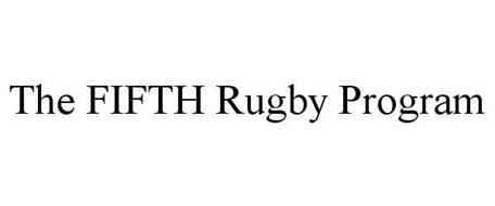 FIFTH RUGBY PROGRAM