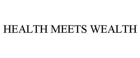HEALTH MEETS WEALTH