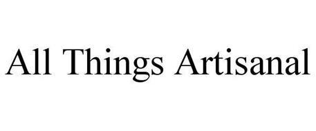 ALL THINGS ARTISANAL