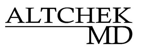 ALTCHEK MD