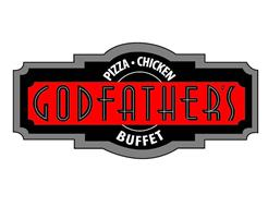 GODFATHER'S PIZZA · CHICKEN BUFFET