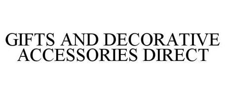 GIFTS AND DECORATIVE ACCESSORIES DIRECT