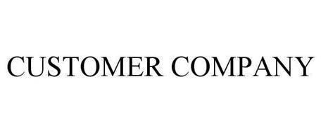 CUSTOMER COMPANY