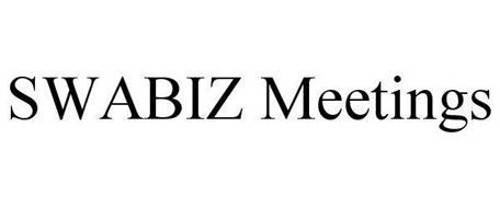 SWABIZ MEETINGS