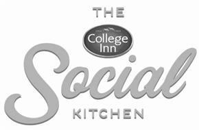 THE COLLEGE INN SOCIAL KITCHEN