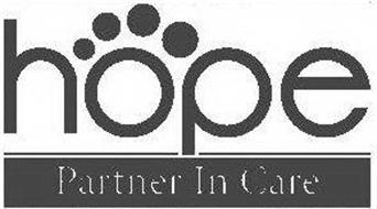 HOPE PARTNER IN CARE