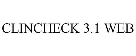 CLINCHECK 3.1 WEB