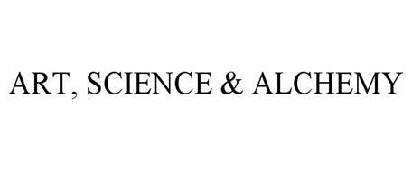ART, SCIENCE & ALCHEMY